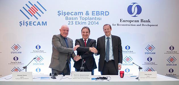 2014 Şişecam_EBRD Anlaşması